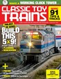 Classic Toy Trains Magazine | 9/2018 Cover