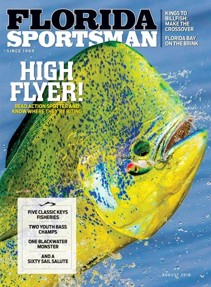 Florida Sportsman Cover - 8/1/2018