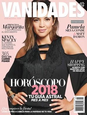 Vanidades Magazine | 12/1/2017 Cover