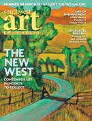 Southwest Art Magazine 8/1/2018