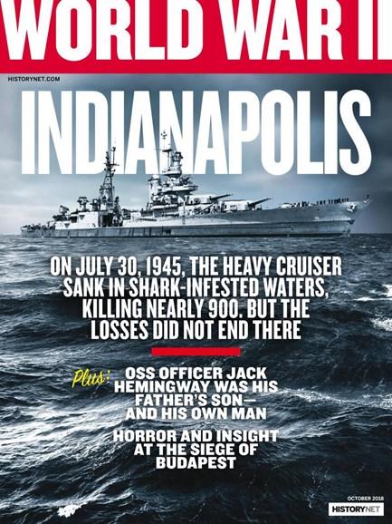 World War II Cover - 10/1/2018