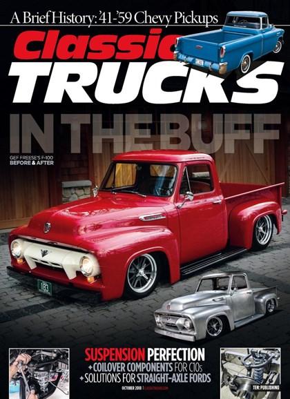 Classic Trucks Cover - 10/1/2018