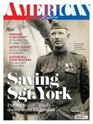 American History Magazine 10/1/2018