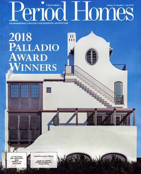 Period Homes Cover - 7/1/2018