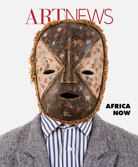 ARTnews Cover - 6/1/2018