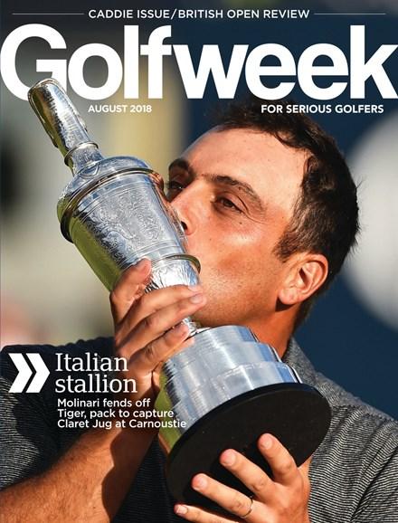 Golfweek Cover - 8/1/2018