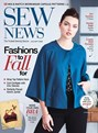 Sew News Magazine | 8/2018 Cover