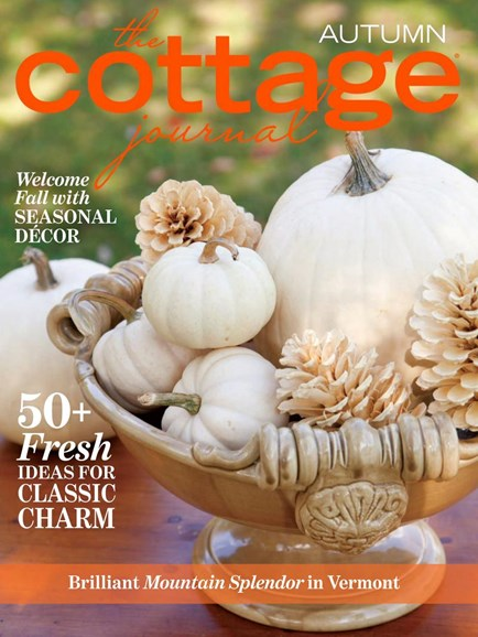The Cottage Journal Cover - 9/1/2018