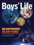 Boy's Life Magazine 8/1/2018