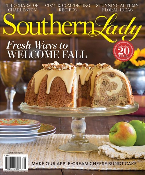 Southern Lady Cover - 9/1/2018