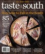 Taste Of The South Magazine | 9/2018 Cover