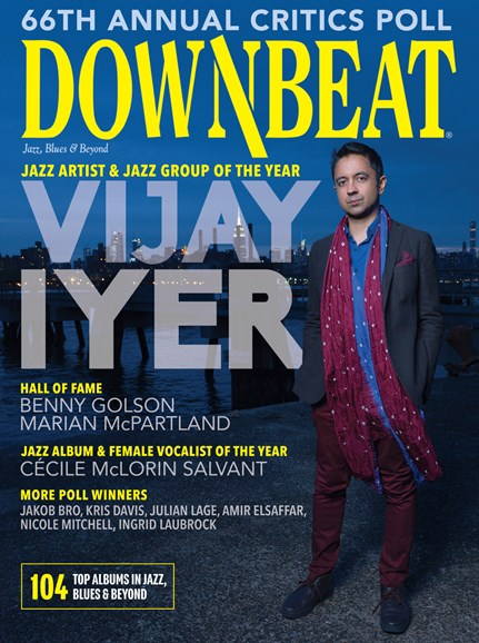 DownBeat Cover - 8/1/2018