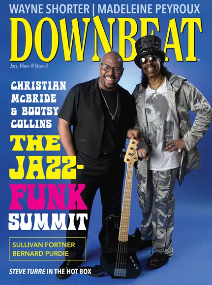 DownBeat Cover - 9/1/2018
