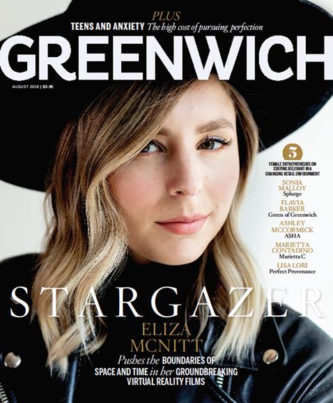 Greenwich Cover - 8/1/2018