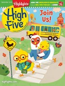 High Five Magazine 9/1/2018