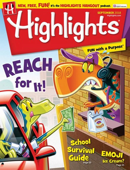 Highlights Cover - 9/1/2018