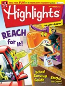 Highlights Magazine 9/1/2018