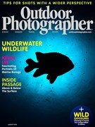 Outdoor Photographer Magazine 8/1/2018