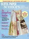 Cloth Paper Scissors Magazine | 9/1/2018 Cover