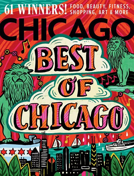 Chicago Magazine Cover - 8/1/2018