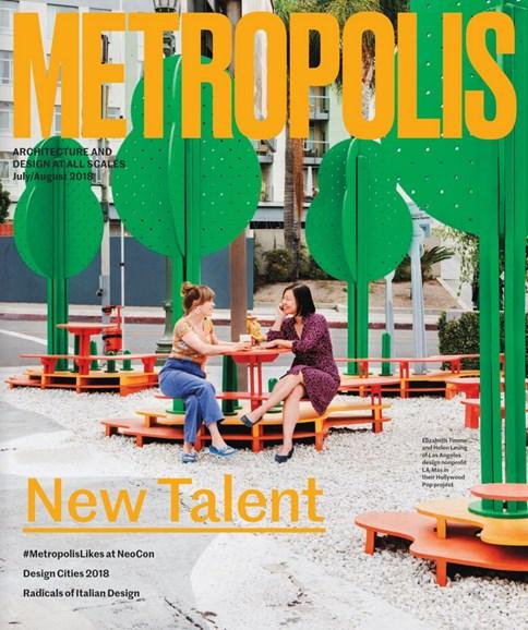 Metropolis Cover - 7/1/2018