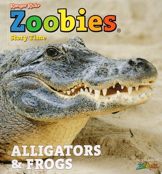 Zoobies Cover - 6/1/2018