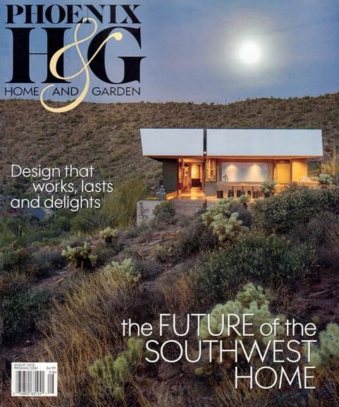 Phoenix Home & Garden Cover - 8/1/2018