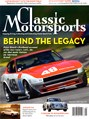 Classic Motorsports Magazine | 9/2018 Cover