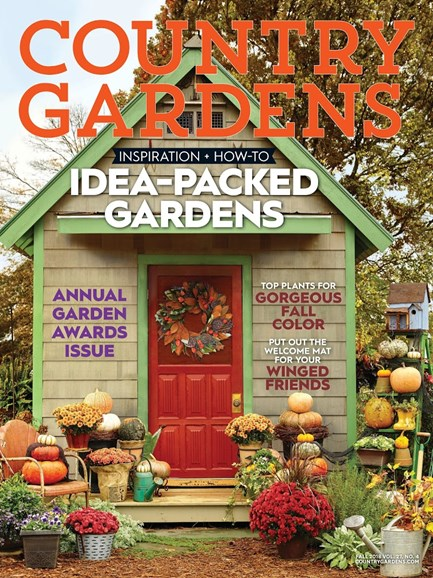 Country Gardens Cover - 10/1/2018