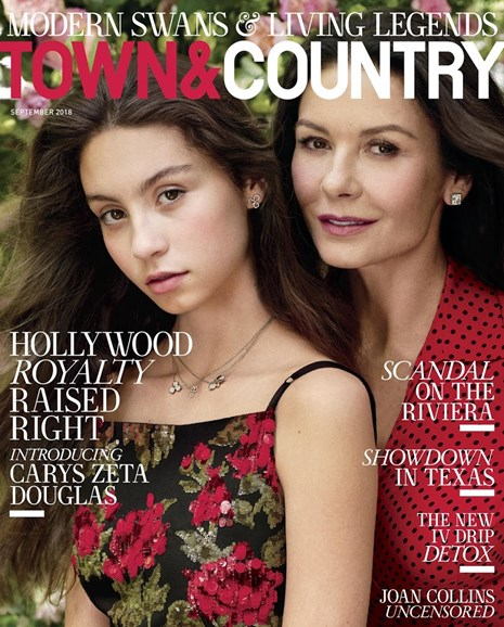 Town & Country Cover - 9/1/2018