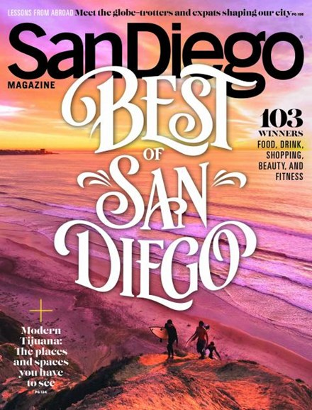 San Diego Cover - 8/1/2018