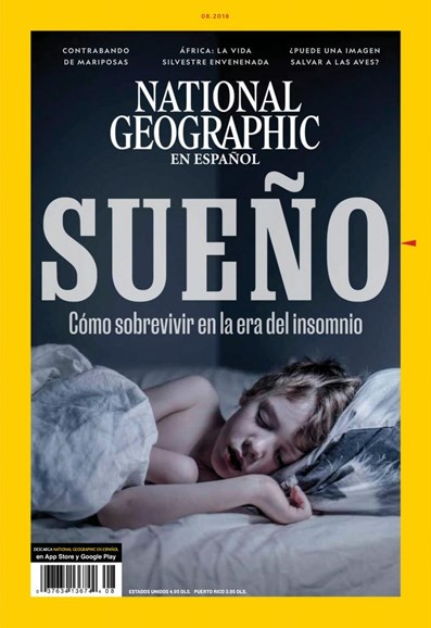 National Geographic En Español Cover - 8/1/2018