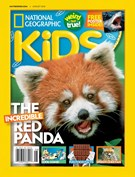National Geographic Kids Magazine 8/1/2018
