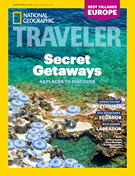 National Geographic Traveler Magazine 8/1/2018