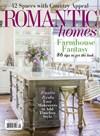 Romantic Homes Magazine | 9/1/2018 Cover