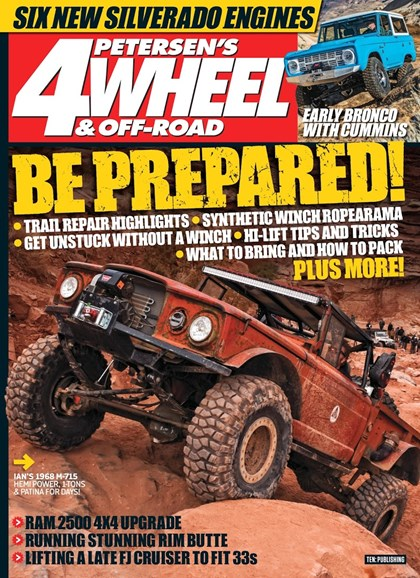 4 Wheel & Off-Road Cover - 10/1/2018