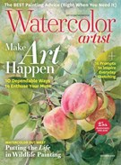 Watercolor Artist Magazine 10/1/2018