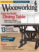Popular Woodworking Magazine | 10/2018 Cover