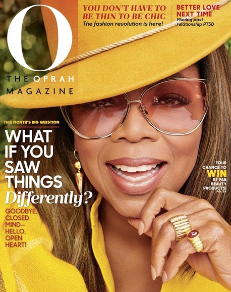 O The Oprah Cover - 9/1/2018