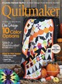 Quiltmaker Magazine | 9/2018 Cover