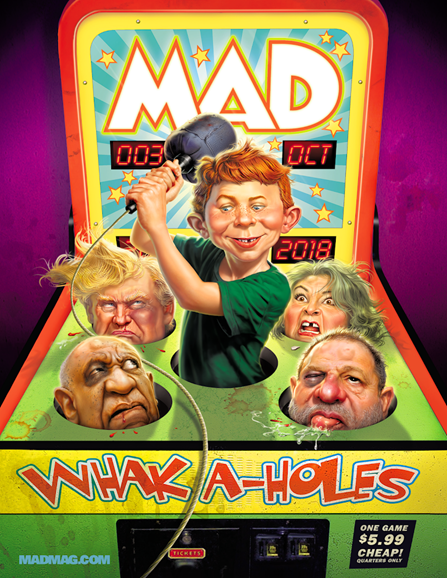 Mad Cover - 10/1/2018