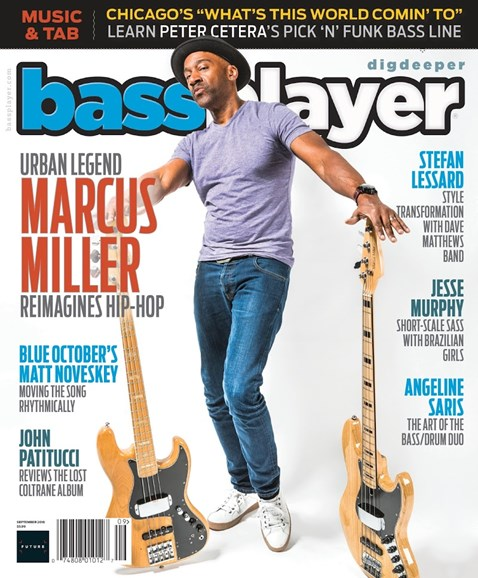 Bass Player Cover - 9/1/2018