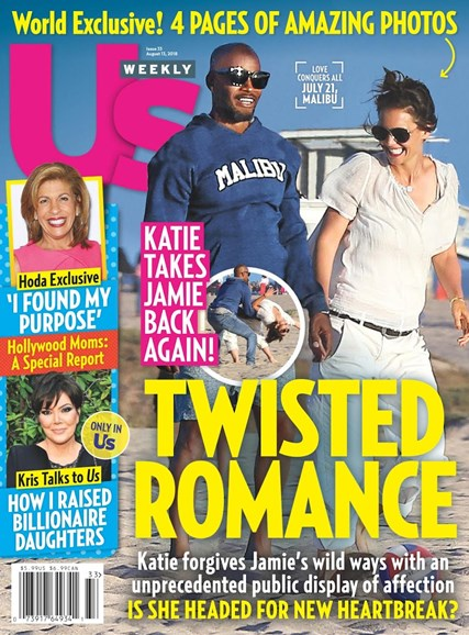 Us Weekly Cover - 8/13/2018