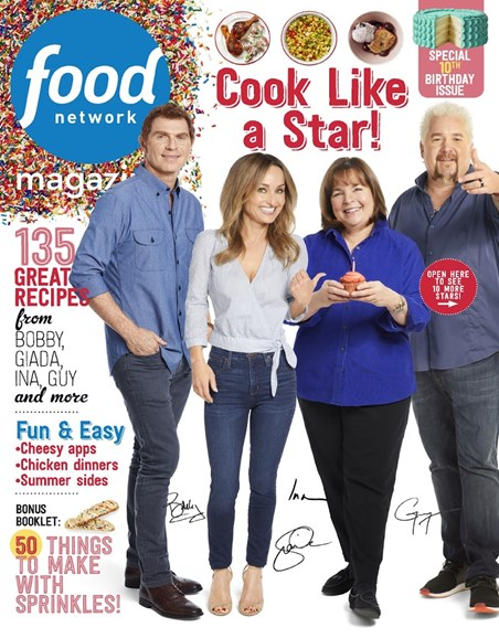Food Network Cover - 9/1/2018