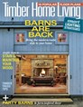 Timber Home Living Magazine | 9/2018 Cover