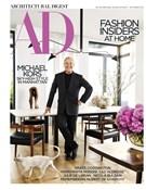 Architectural Digest 9/1/2018