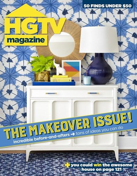 HGTV Cover - 9/1/2018