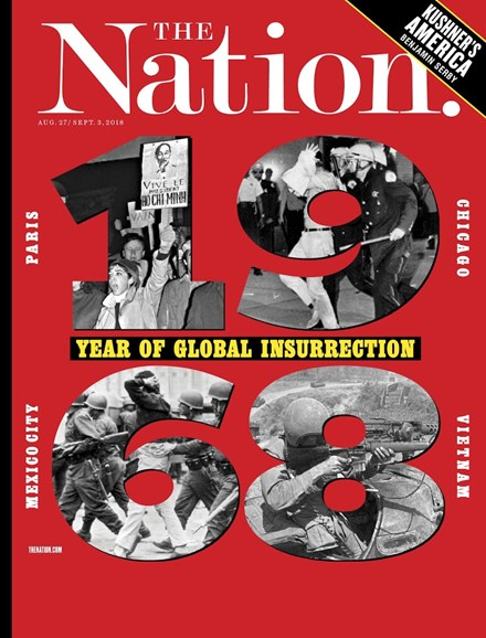 The Nation Cover - 8/27/2018