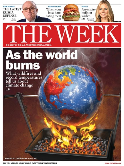The Week Cover - 8/10/2018