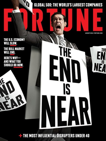 Fortune Cover - 8/1/2018